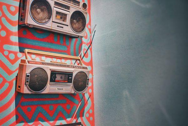 Sélection radio